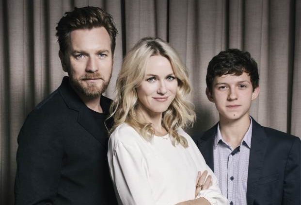 Ewan McGregor Naomi Watts Tom Holland